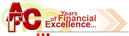 30 Years of Financial Excellence...